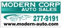 Modern Corporation Auto Sales logo