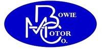 Bowie Motor Co logo