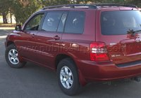 Picture of 2001 Toyota Highlander Limited V6, gallery_worthy
