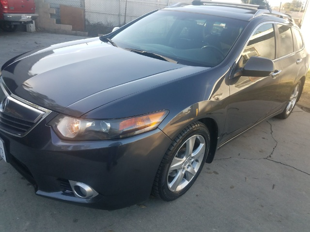 Picture of 2012 Acura TSX Sport Wagon FWD