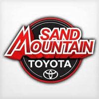 Sand Mountain Toyota logo