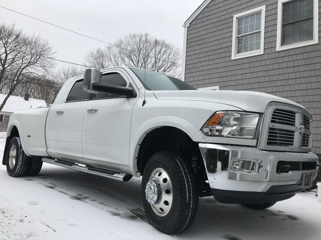 Picture of 2012 Ram 3500 Laramie Limited Mega Cab 6.3 ft. Bed 4WD DRW