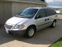 Picture of 2001 Chrysler Voyager 4 Dr STD Passenger Van, exterior, gallery_worthy