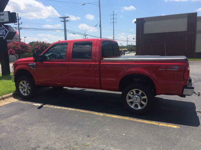 Picture of 2010 Ford F-250 Super Duty Lariat SuperCab 4WD