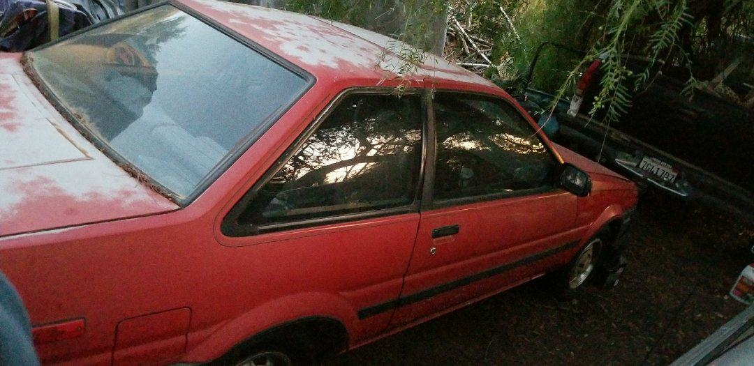 Toyota Corolla Questions - what is my toyota corolla 1985 2d coupe ...