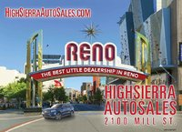 High Sierra Auto Sales logo