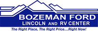 Bozeman Ford Lincoln & RV Center logo