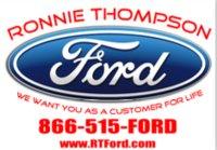 Ronnie Thompson Ford logo
