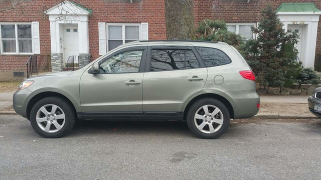 Picture of 2009 Hyundai Santa Fe SE AWD