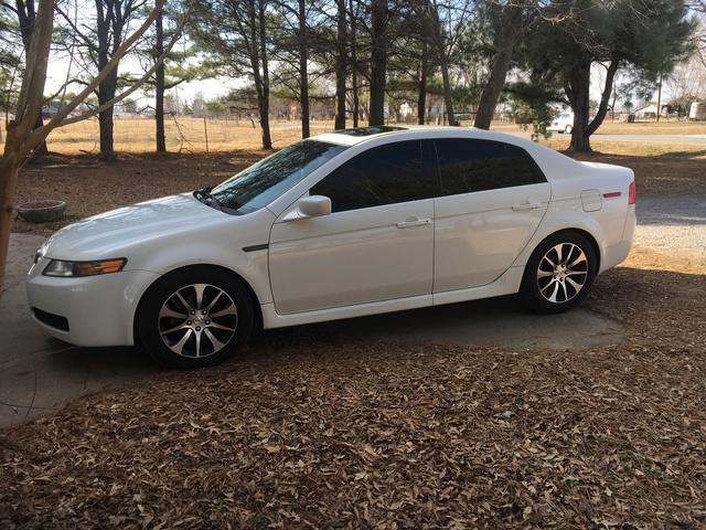 Acura TL Pictures CarGurus - Acura tl 2018 tires