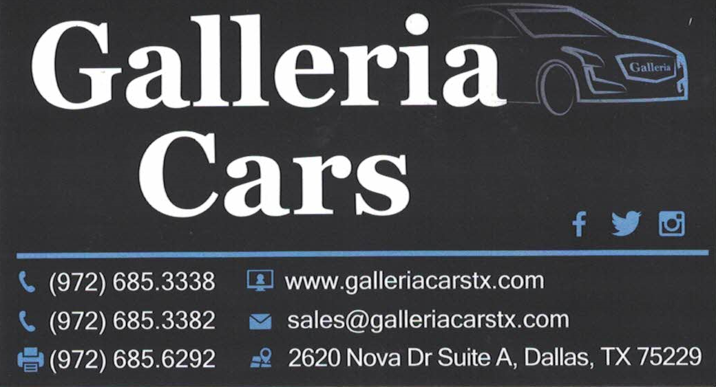 Dallas Toyota Dealers >> Galleria Cars - Dallas, TX: Read Consumer reviews, Browse Used and New Cars for Sale