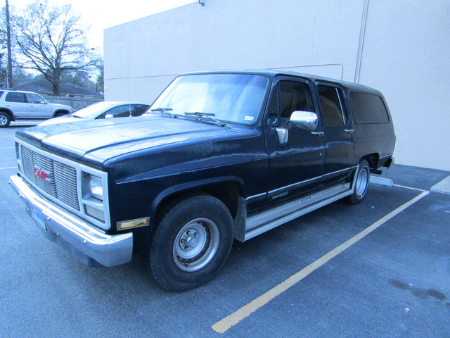 Picture of 1990 GMC Suburban