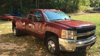 Picture of 2009 Chevrolet Silverado 3500HD LT Ext. Cab 4WD, exterior, gallery_worthy