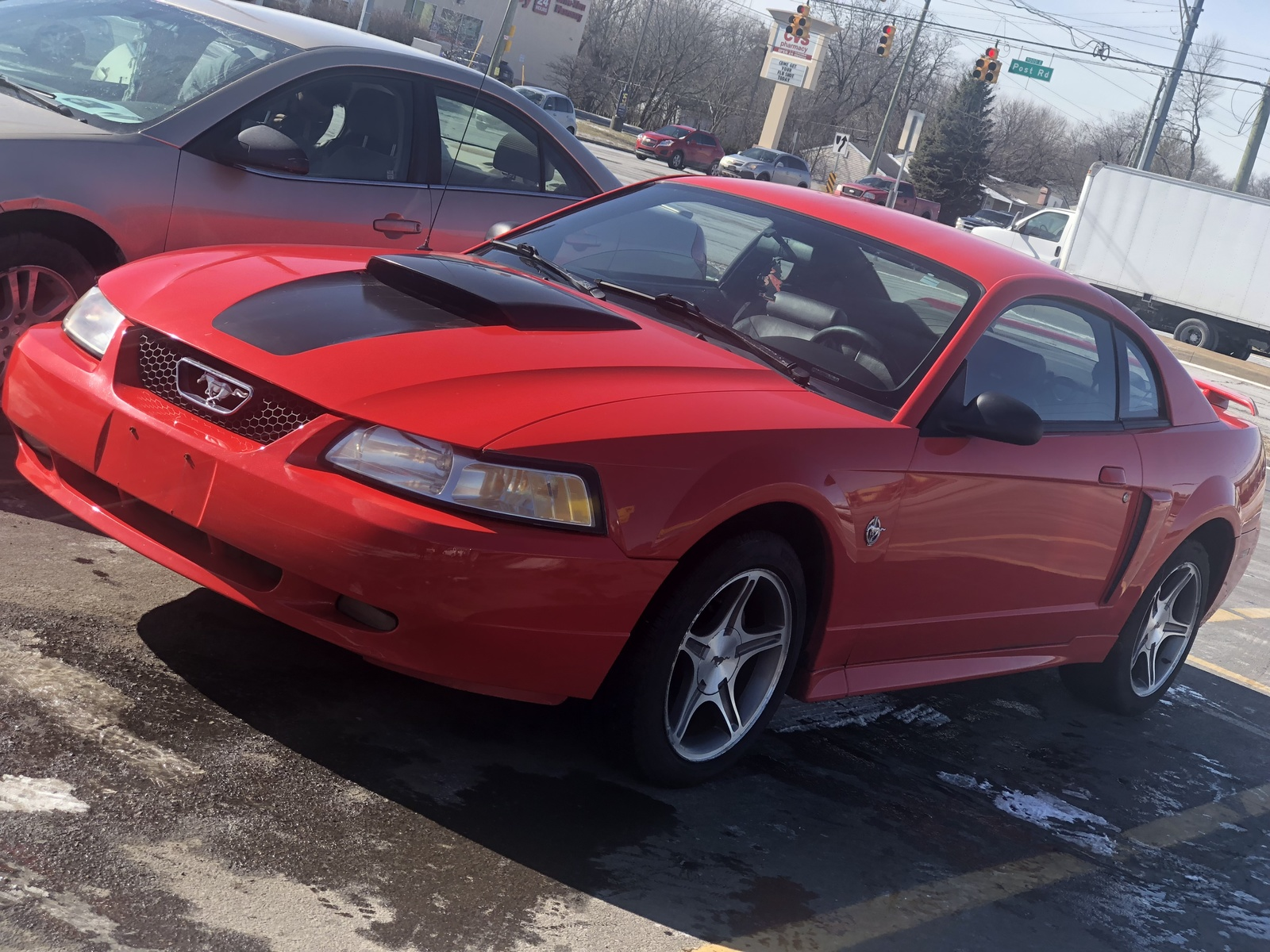 1999 mustang gt 35th edition