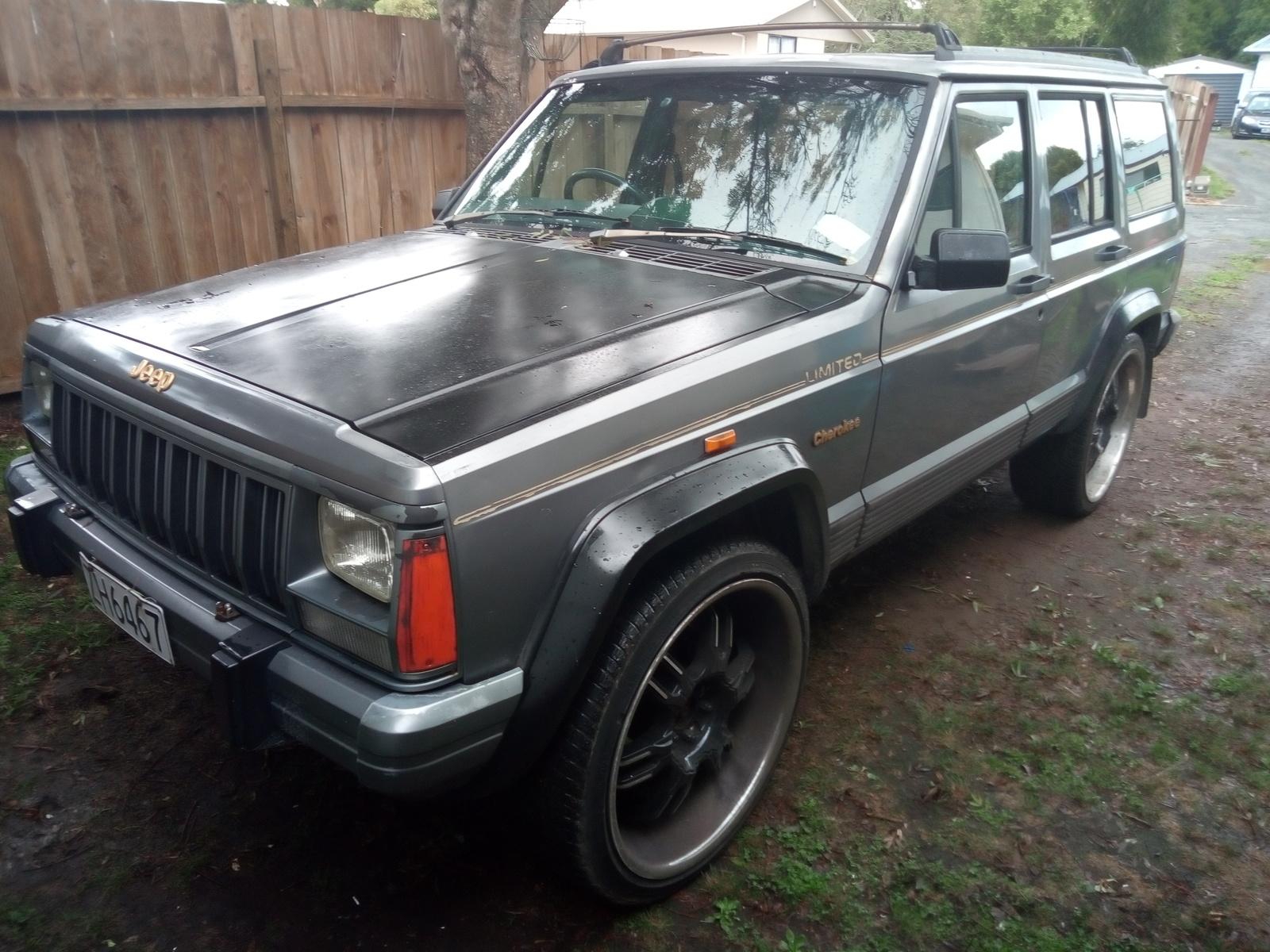 Jeep Cherokee Questions 1993 Jeep Cherokee Full Beam Works Parking Lights Work But Headlight Cargurus