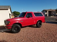 Picture of 1995 Ford Bronco Eddie Bauer 4WD, gallery_worthy