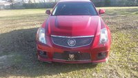Picture of 2009 Cadillac CTS-V RWD, gallery_worthy