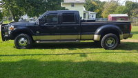 Picture of 2012 Ford F-350 Super Duty King Ranch Crew Cab LB DRW, gallery_worthy