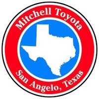 Mitchell Toyota logo