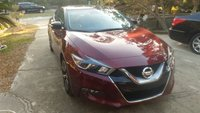 Picture of 2017 Nissan Maxima Platinum FWD, gallery_worthy
