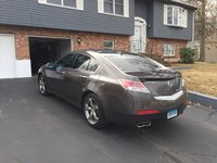 Picture of 2011 Acura TL SH-AWD with Technology Package, gallery_worthy