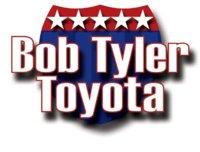 Bob Tyler Toyota logo