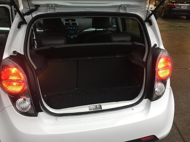2015 Chevrolet Spark Interior Pictures Cargurus