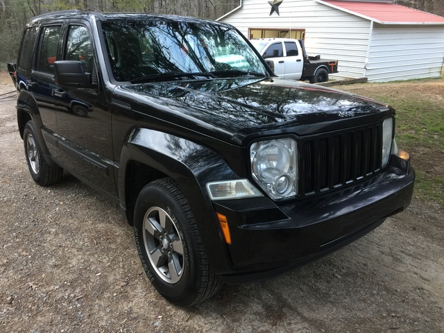 Picture of 2008 Jeep Liberty Limited, gallery_worthy