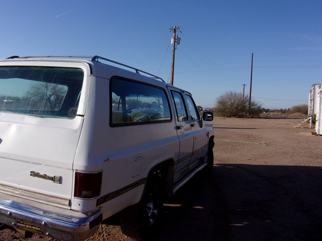 Picture of 1984 Chevrolet Suburban K10 4WD