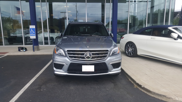 Picture of 2015 Mercedes-Benz M-Class ML 63 AMG 4MATIC, gallery_worthy