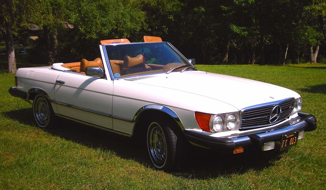 Picture of 1978 Mercedes-Benz SL-Class 450SL Roadster