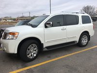 Picture of 2015 Nissan Armada Platinum 4WD, exterior, gallery_worthy