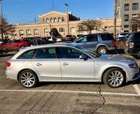 2012 Audi A4 Avant Overview