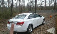 Picture of 2012 Chevrolet Cruze Eco Sedan FWD, gallery_worthy