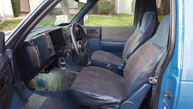 Picture of 1989 Chevrolet S-10 Blazer Sport, gallery_worthy