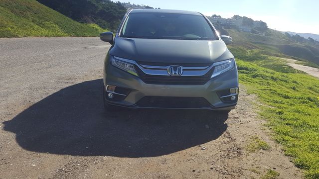 Picture of 2018 Honda Odyssey
