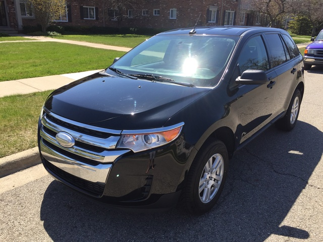 Picture Of  Ford Edge Se Gallery_worthy