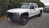 Picture of 2002 GMC Sierra 2500HD 4 Dr SLE Extended Cab SB HD, exterior, gallery_worthy
