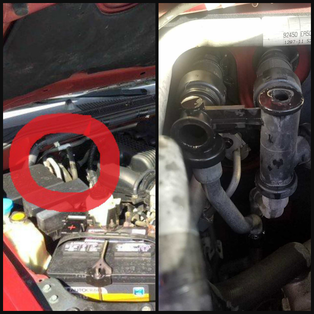 Nissan Pathfinder Questions Help What Is This Part