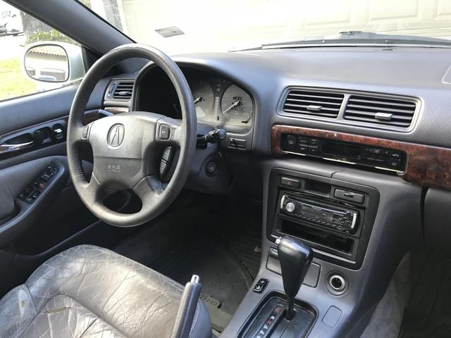 Acura CL Interior Pictures CarGurus - Acura cl 97