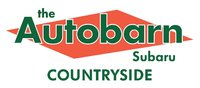 The Autobarn Subaru of Countryside logo