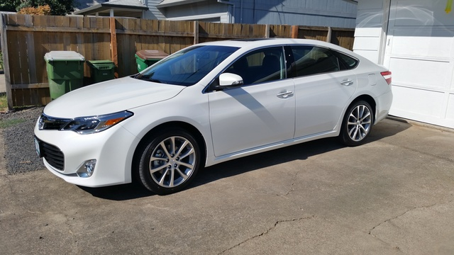 Picture of 2015 Toyota Avalon XLE Touring