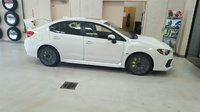 Picture of 2018 Subaru WRX STI Limited AWD with Wing Spoiler, exterior, gallery_worthy
