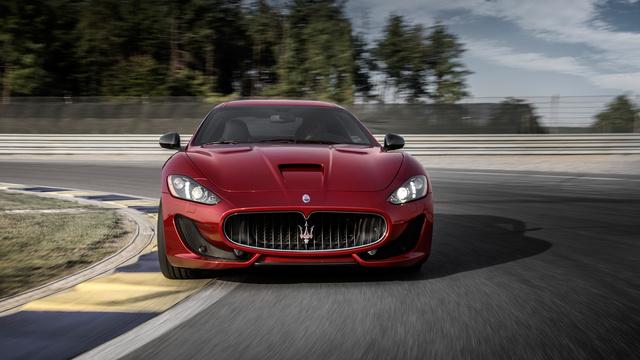 2018 Maserati Granturismo Overview Cargurus