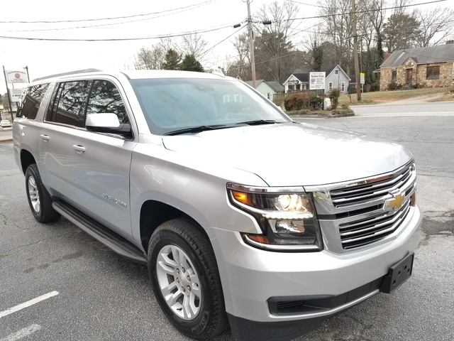 Picture of 2018 Chevrolet Suburban 1500 LT 4WD, gallery_worthy