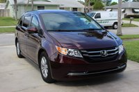 Picture of 2014 Honda Odyssey EX-L, gallery_worthy