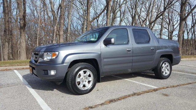 Picture of 2011 Honda Ridgeline RTS, exterior, gallery_worthy