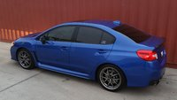 Picture of 2016 Subaru WRX STI Limited with Low Profile Spoiler, gallery_worthy