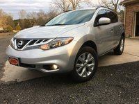 Picture of 2014 Nissan Murano SV, gallery_worthy