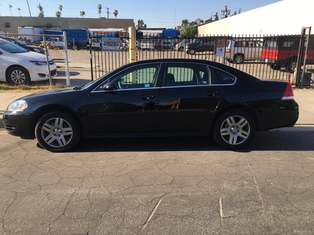 Picture of 2016 Chevrolet Impala Limited LT FWD, gallery_worthy